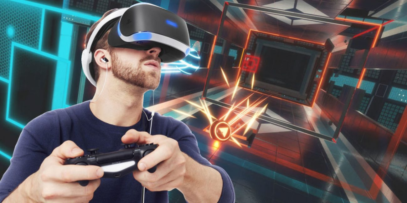 Игры для виртуальных очков