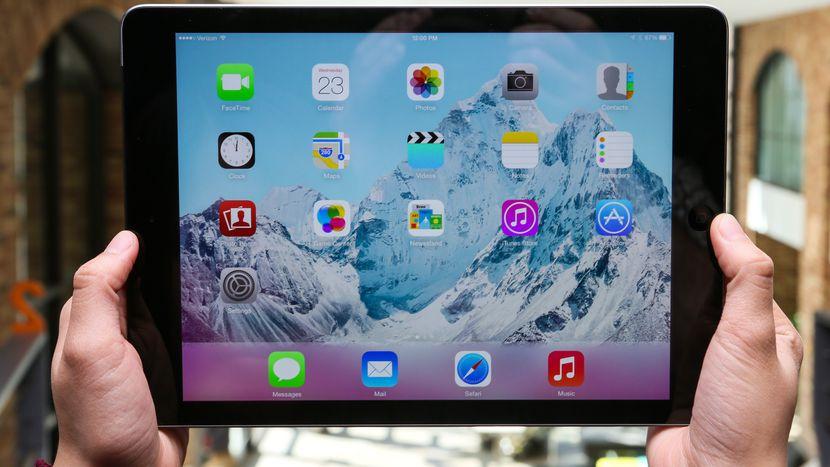 Проверяем производительность iPad Air