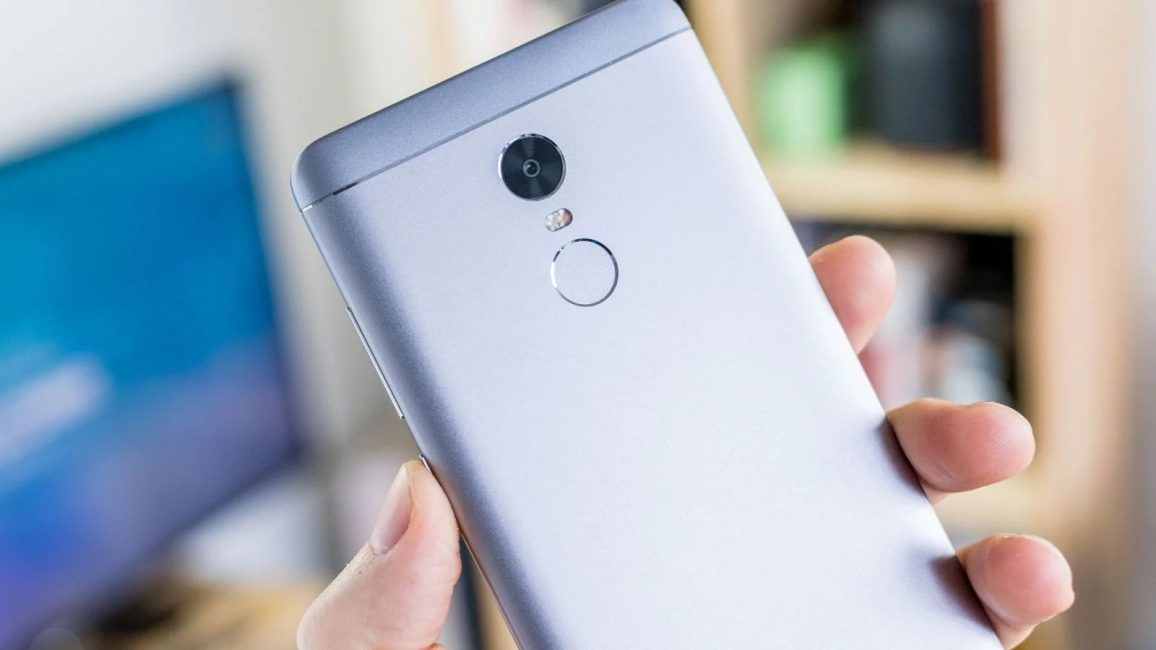 Основная камера Xiaomi Redmi Note 4X