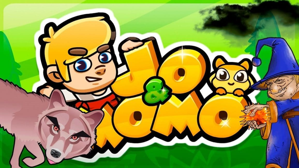 Превью игры на двоих «Джо и Момо»