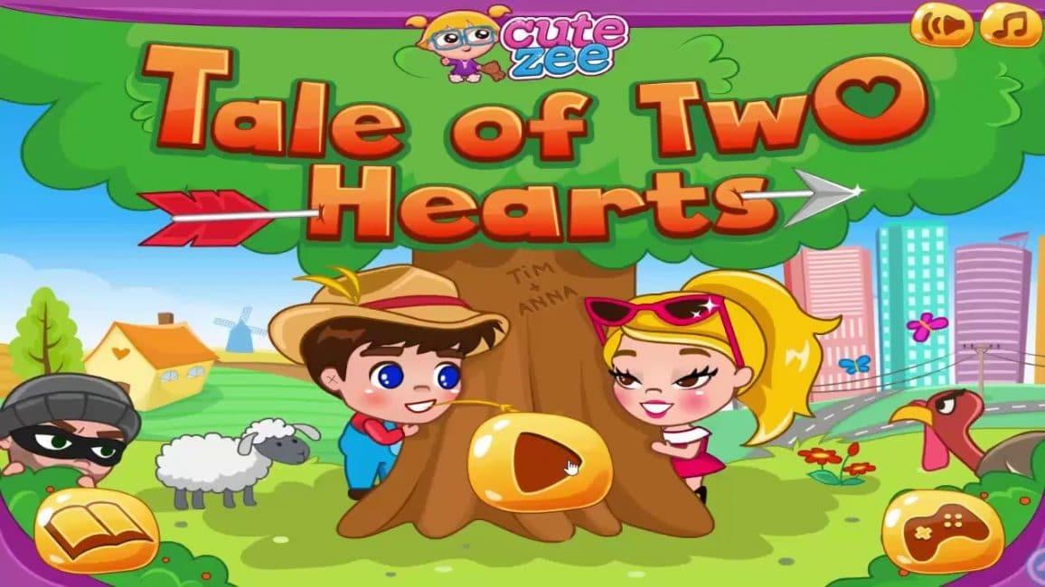 Превью игры «История двух сердец»