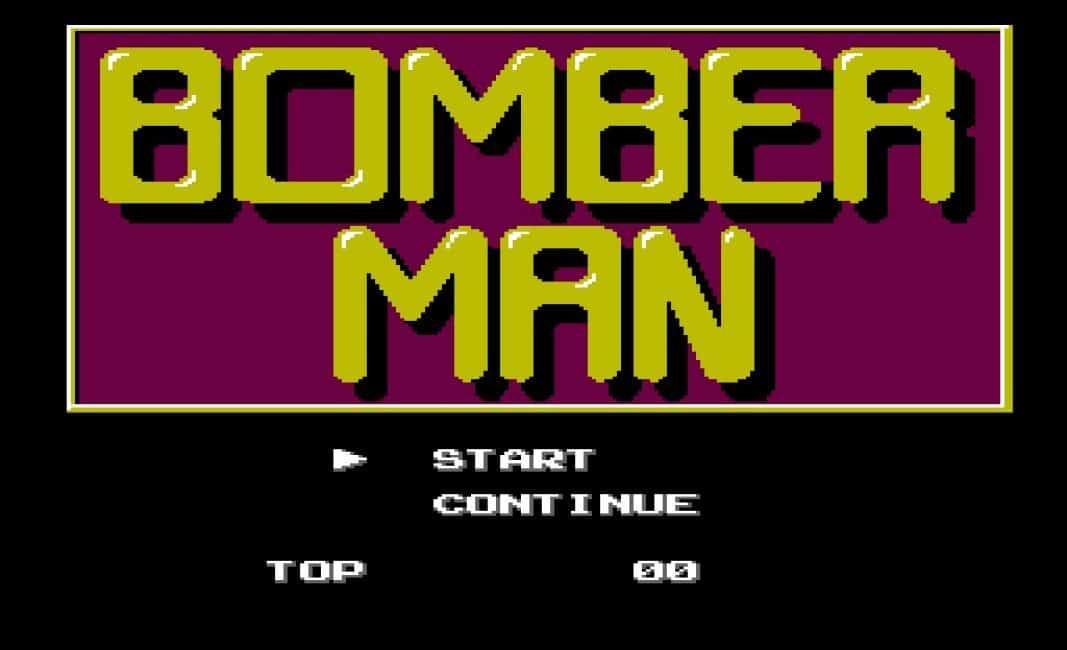 Превью игры «Бомбермен на двоих»