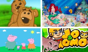 ТОП-10: Онлайн игры на двоих в жанре «Бродилки» +Отзывы