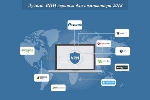 ТОП-6 Лучших ВПН (VPN) сервисов для компьютера | 2019