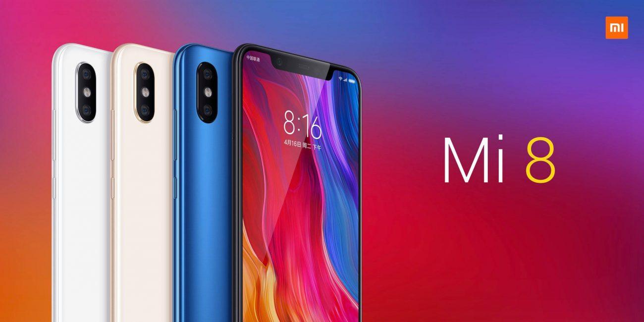 Xiaomi Mi 8 смартфон с самой лучшей камерой