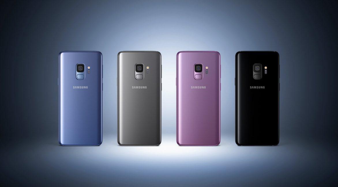 Samsung Galaxy S9 смартфон с самой лучшей камерой