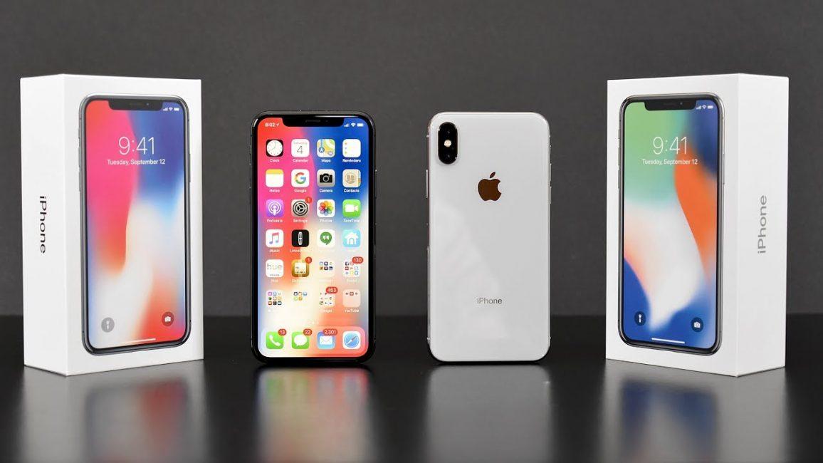 Apple iPhone X смартфон с самой лучшей камерой