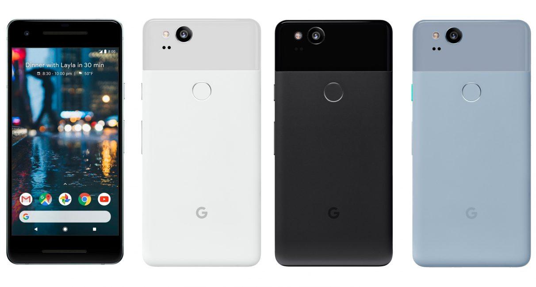 Google Pixel 2 смартфон с самой лучшей камерой