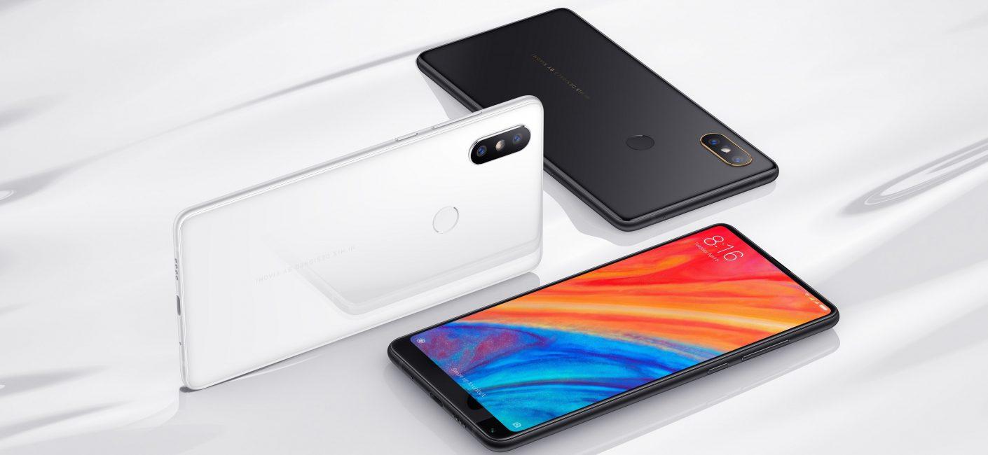 Xiaomi Mi MIX 2S смартфон с самой лучшей камерой