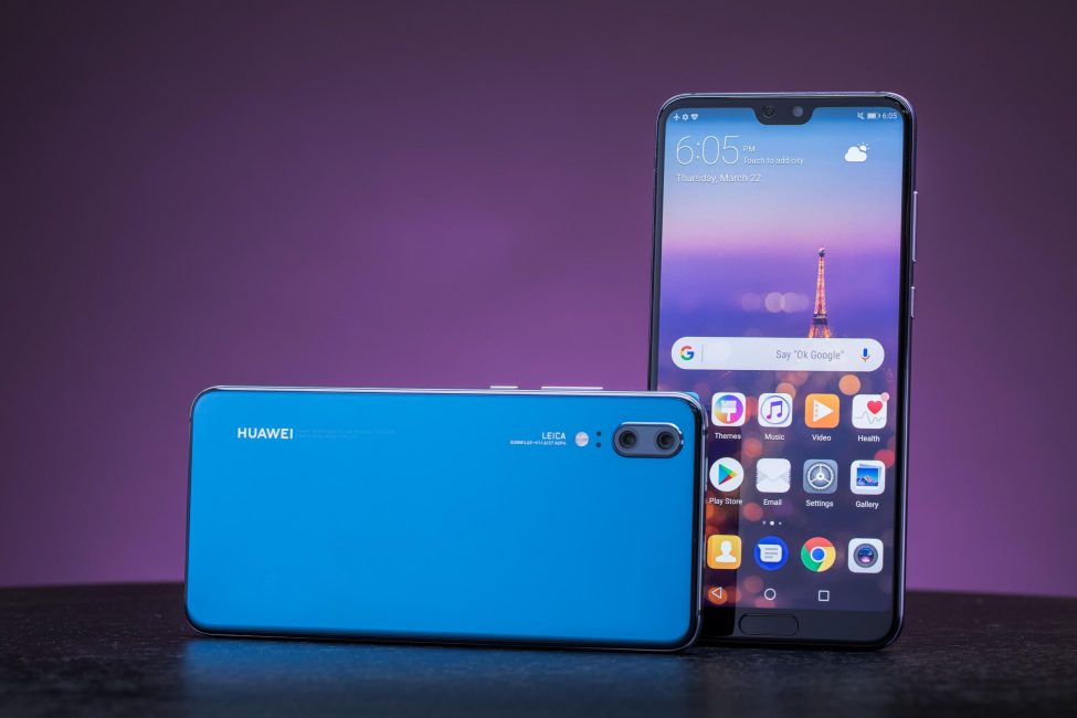 huawei p20 смартфон с самой лучшей камерой