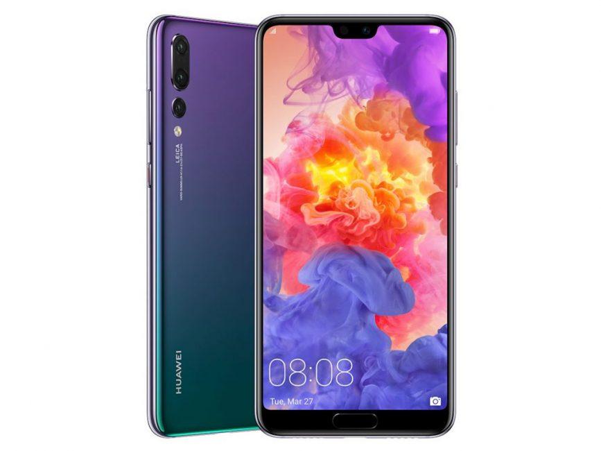 huawei p20 pro смартфон с самой лучшей камерой