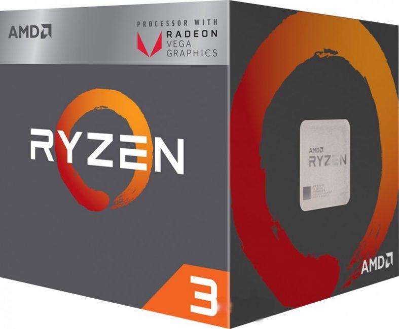 ТОП процессоров AMD
