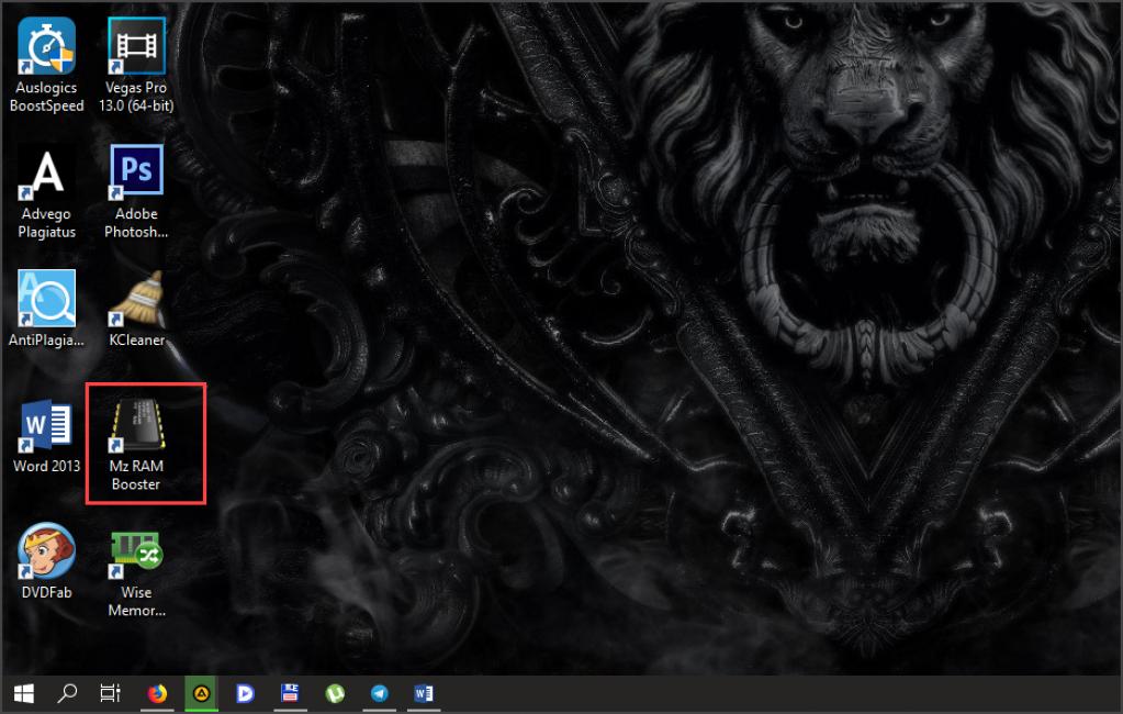 Как очистить оперативную память в Windows 10