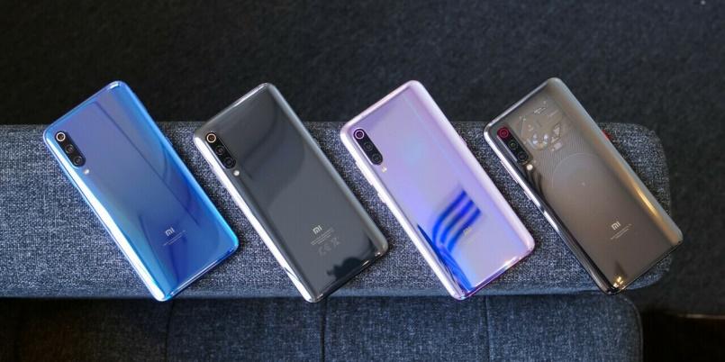 Xiaomi Mi 9. Флагман до мозга костей