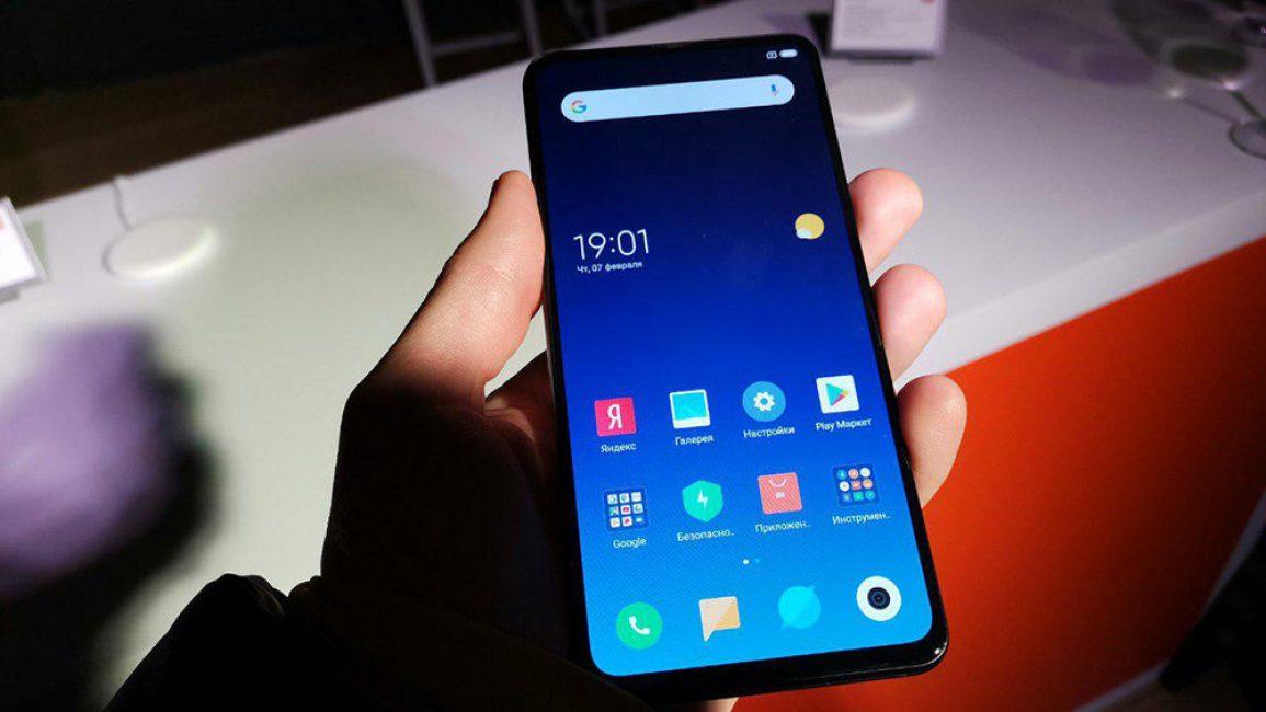 Xiaomi Mi Mix 3. Флагман-слайдер