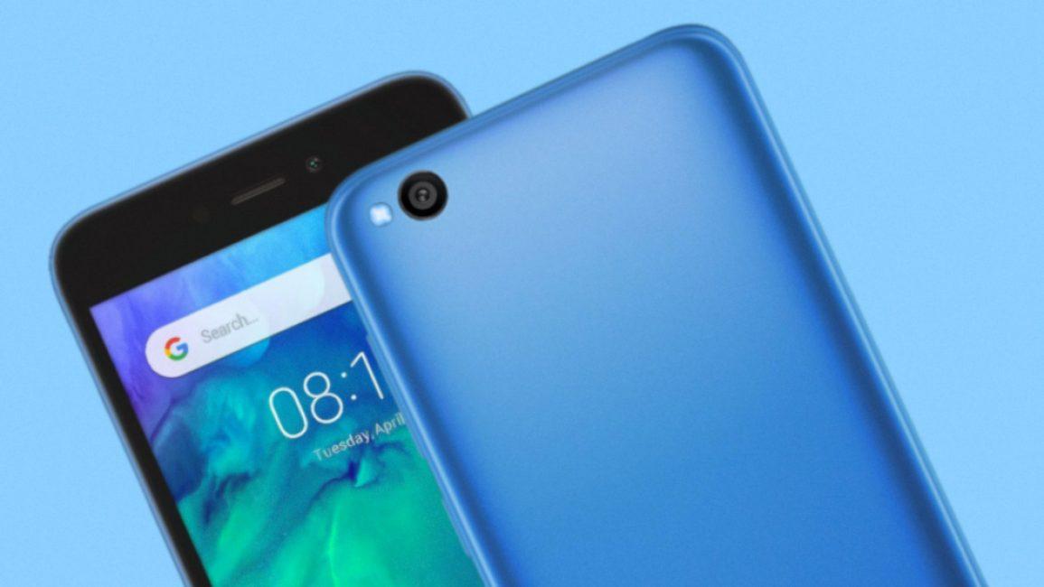 Redmi Go. Ультрабюджетный аппарат от Xiaomi