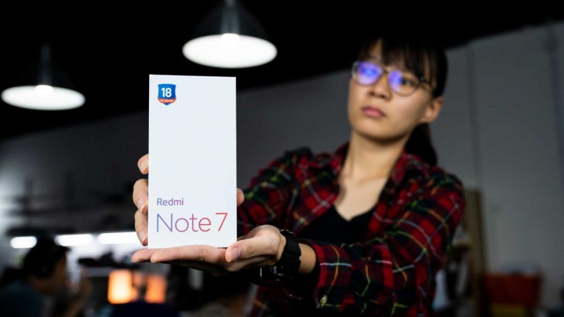 Обзор Redmi Note 7 от Xiaomi c 48
