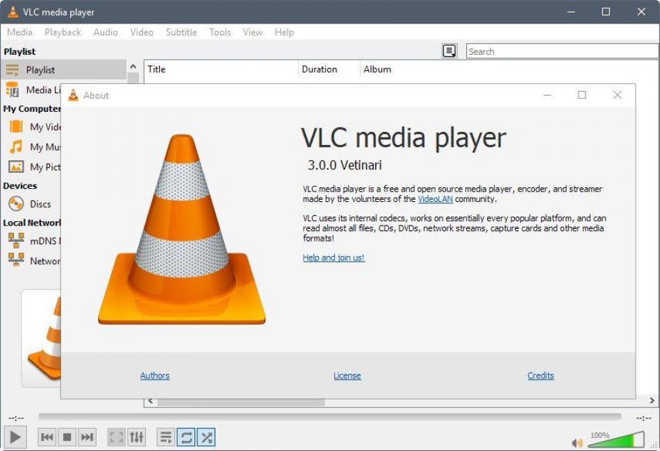ТОП лучших бесплатных видео плееров для Windows