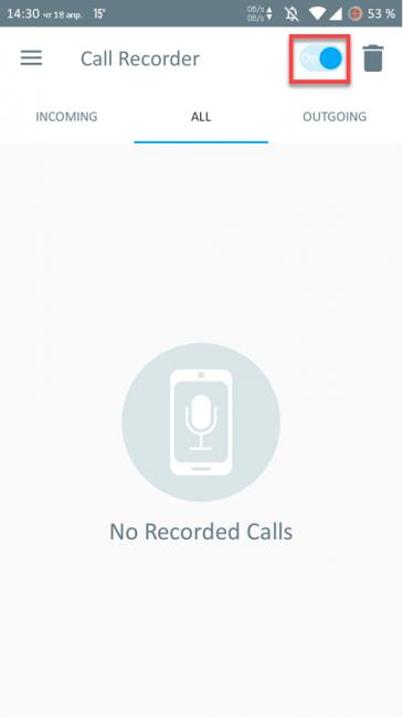 Записываем разговор на Android и iOS