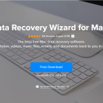 EaseUS Data Recovery Wizard  -  рабочий инструмент для восстановления данных (Mac)