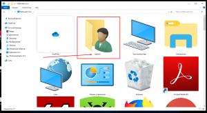 [Инструкция] Как переименовать папку пользователя Windows (XP/7/8/10) без сбоев системы