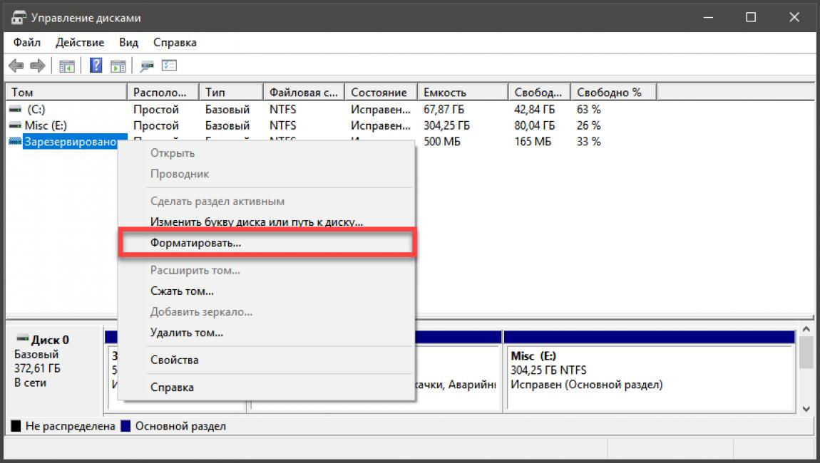 Управление дисками Windows. Что за инструмент и как его использовать?