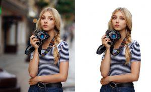 Как сделать прозрачный фон картинки в Фотошопе (Adobe Photoshop): ТОП-4 Способа | 2019