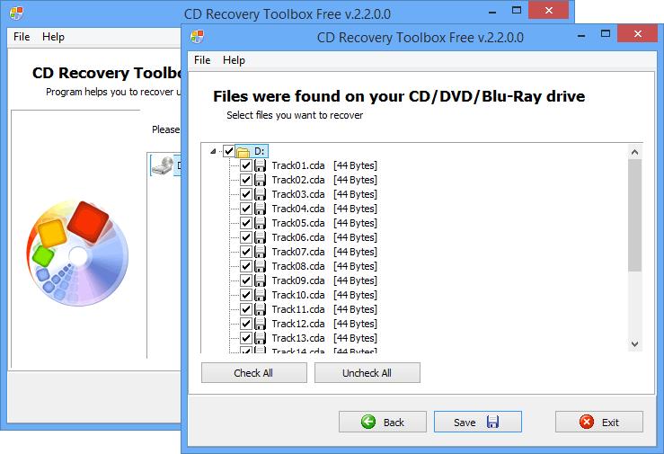 Лучшие утилиты для восстановления файлов