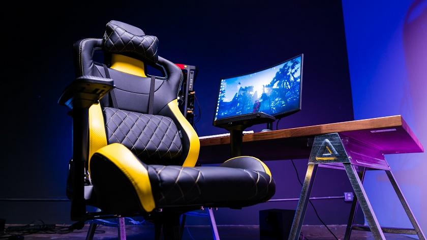 лучшие игровые кресла