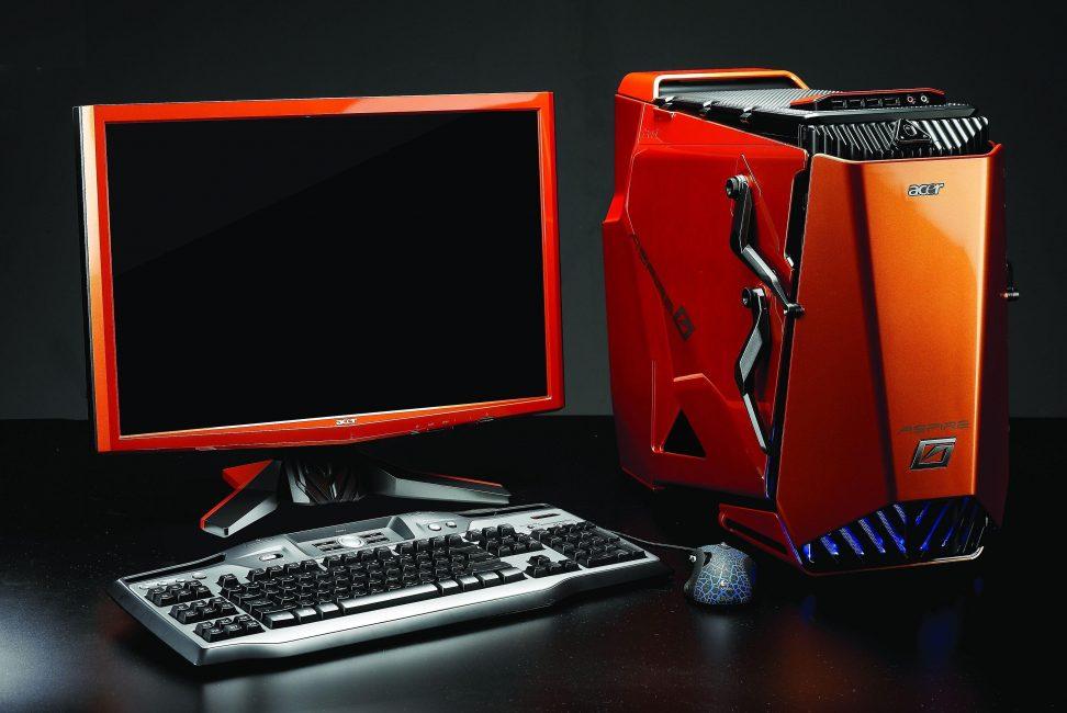 Основное отличие сборного ПК от ноутбука – возможность апгрейда.