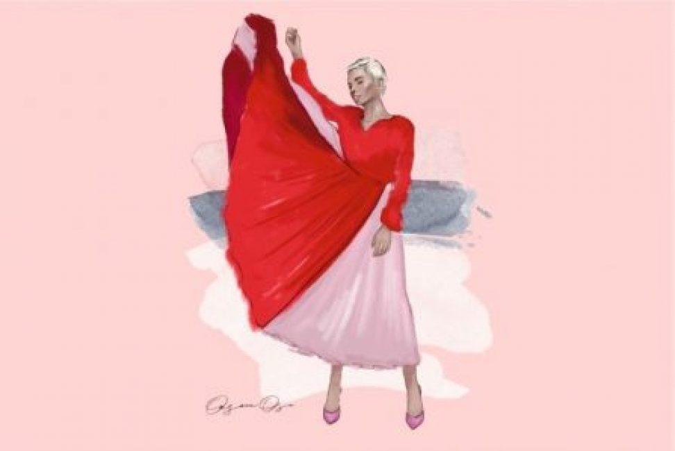 Курс «Fashion-скетчинг» от Skillbox