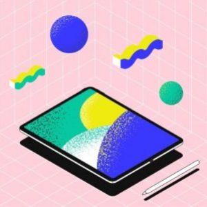 Курс «Иллюстрация на iPad» от Skillbox