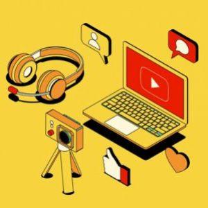 Курс «Как делать контент для YouTube» от Skillbox