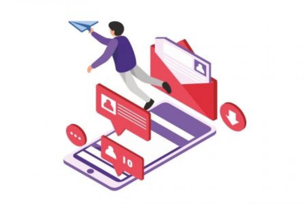 Курс «Как получать клиентов ипартнеров через сообщения вFacebook, Email иLinkedIn» отEdston