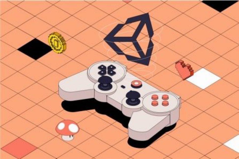 Курс «Middle-разработчик игр на Unity» от Skillbox