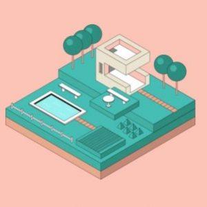 Курс «Realtime Landscaping Architect» отSkillbox