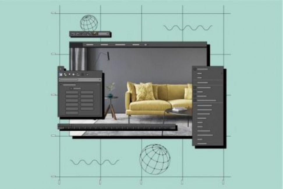 Профессия «3D-визуализатор интерьера» от Skillbox