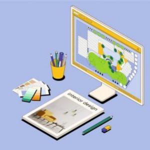 Профессия «Дизайнер интерьеров и ландшафта» от Skillbox