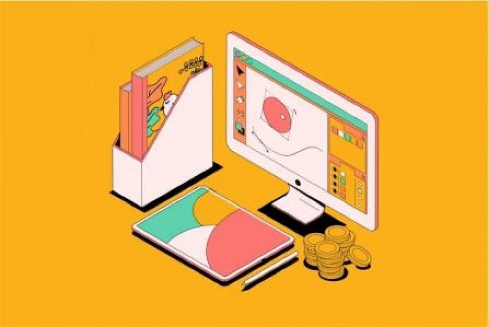 Профессия «Коммерческий иллюстратор» от Skillbox