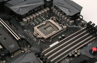 ТОП-8 Материнских плат для серии процессоров Intel Core i3/i5/i7 на 1151 сокете: выбираем оптимальный вариант в 2018 году