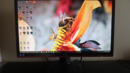 АОС G2460PF — монитор для настоящих геймеров. Обзор 2017 года + Отзывы