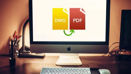 Как конвертировать DWG в PDF: онлайн, бесплатно и без регистрации | ТОП-10 Лучших сервисов