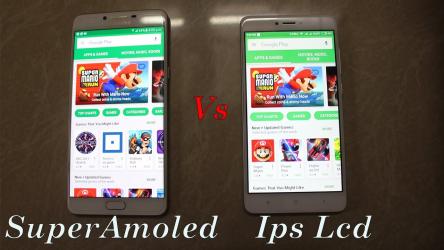 IPS или AMOLED — что лучше? Разбираемся подробно