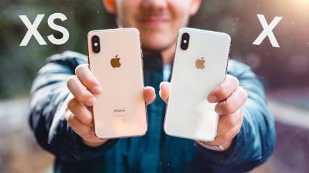 Лучшее сравнение iPhone X от iPhone XS: в чем же все-таки отличие ?