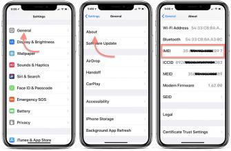 Как проверить айфон (iPhone) по имей (IMEI): ТОП 5 простых способов