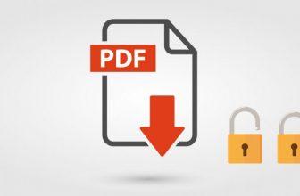 Как снять защиту c пдф (PDF) файла? | ТОП-15 Способов: программы и онлайн-сервисы